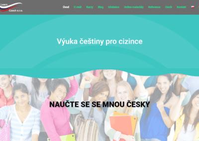 Webové stránky kurzy